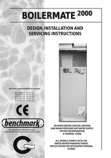 Gledhill Boilermate manual