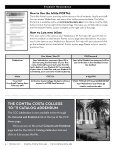 InStrUCtIOn BEgInS JanUary 22 EnrOLL EarLy - Contra Costa College - Page 4