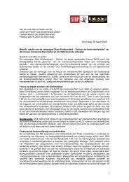 Brief Kinderarbeid MR 26 maart 2008.pdf - Duurzaam Ondernemen