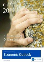 Economic Outlook No.9 2011 - Euler Hermes