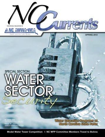 NCC_Spring2012_FINAL - Public Documents - NC AWWA-WEA