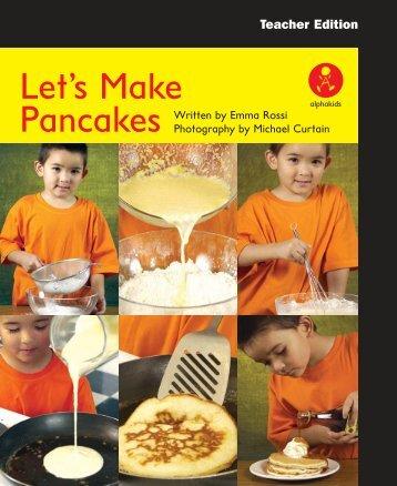 L12 TEpp Let's Make Pancakes