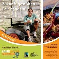 rezep theft - Faire Woche