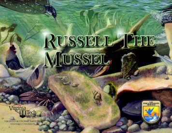 Russell the Mussel
