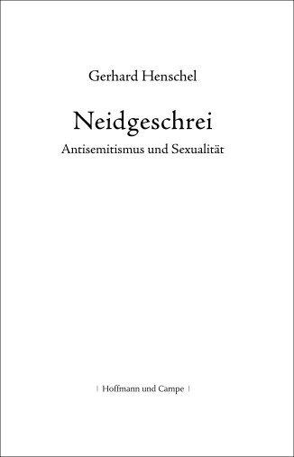 Neidgeschrei - Hoffmann und Campe Verlag