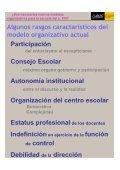 Son necesarios nuevos modelos organizativos - Page 4