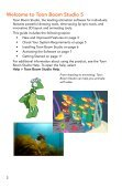 Toon Boom Studio V5 Installation and Getting Started Guide - Page 4