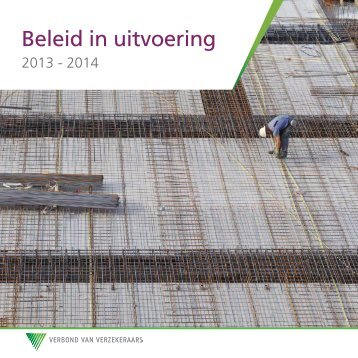 Beleid in uitvoering 2013-2014