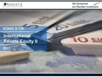 International Private Equity II - Scope