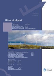 Hitra vindpark - Of the Clux