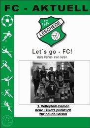 Fußball - FC-47-Leschede