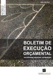 4/2012 - 30 de Outubro - Visualizar - Secretaria Regional do Plano e ...