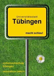 studis@vhs - Deutsches Institut für Erwachsenenbildung