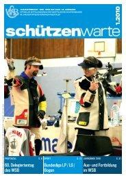 Sportwaffen Hasselhorst - Schützenwarte - WSB