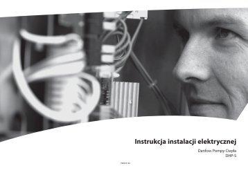 Instrukcja instalacji elektrycznej DHP-S - Danfoss