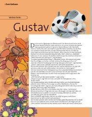 Gustav und der Wandertag - Eltern.de