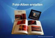 Foto-Alben erstellen - Computeria Urdorf