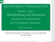2 - Technische Universität Clausthal