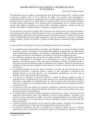 Reforma Sector Salud