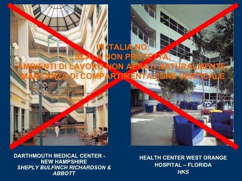 Ipotesi di nuove norme sull'accreditamento delle strutture ospedaliere