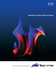 Annual Report 2007-08 - Domain-b