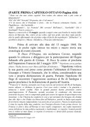 (PARTE PRIMA CAPITOLO OTTAVO Pagina 414) - alphonse doria