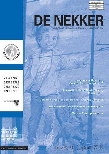 201007151425_De Nekker januari 2005.pdf - Laken-Ingezoomd.be