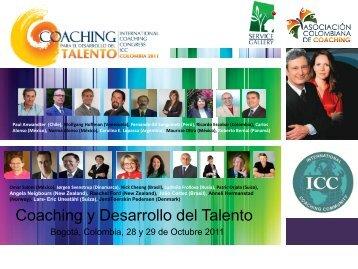 Coaching y Desarrollo del Talento - International Coaching ...
