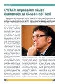 L'STAC exposa les seves demandes al Consell del Taxi - Page 6
