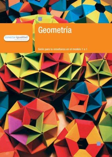 Geometría - Ministerio de Cultura y Educación | La Pampa