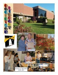 Annual Report - Robertson Library