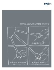 BETTER usE of BETTER powER - Talev