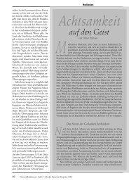 Heft 47 Tibet & Buddhismus