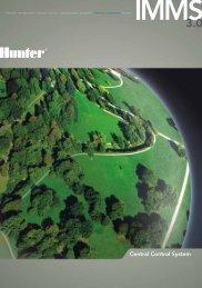 Metric - Hunter Industries