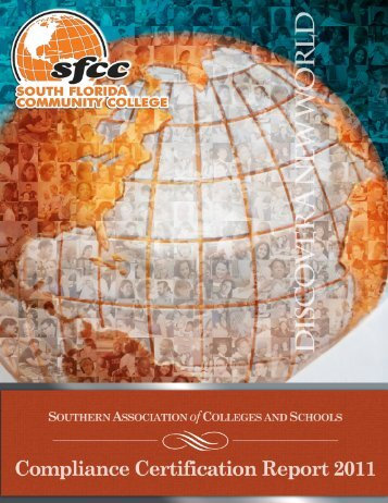 SACS Compliance Certification Report (PDF) - South Florida State ...