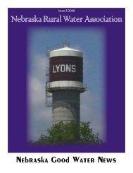 Board of Directors - Nebraska Rural Water Association