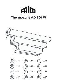 Thermozone AD 200 W