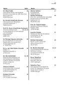Adressen der Vorsitzenden und Referenten sowie der Erstautoren ... - Page 7