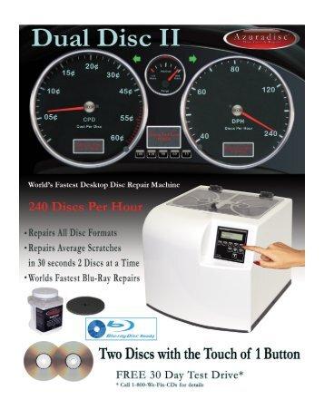 dualdisc2_datasheet_Dual Disc II.qxd.qxd - City Plus Oy