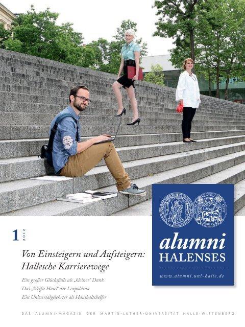 Als Pdf Alumni Halenses Martin Luther Universitat Halle