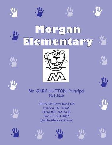 Morgan Elementary - North Harrison Community Schools