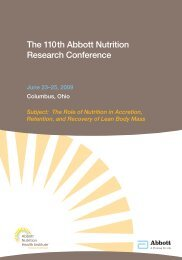 Q&A - Abbott Nutrition
