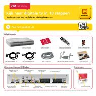 Installatiegids HD Digibox DB-AD200 - Klantenservice - Telenet
