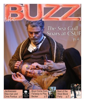 The Sea Gull Soars at CSUF - The Buzz