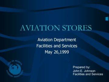 AVIATION STORES