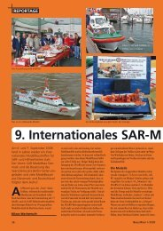 9. Internationales SAR-M odellbautre