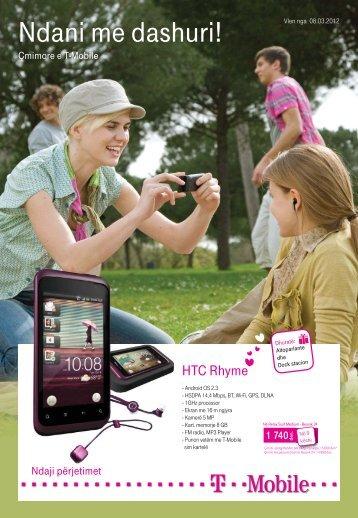 Lexo më shumë - T-Mobile