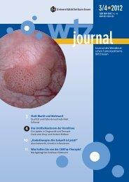 Download als pdf - Westdeutsches Tumorzentrum Essen