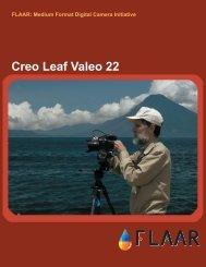 Creo Leaf Valeo 22 - Digital Photography