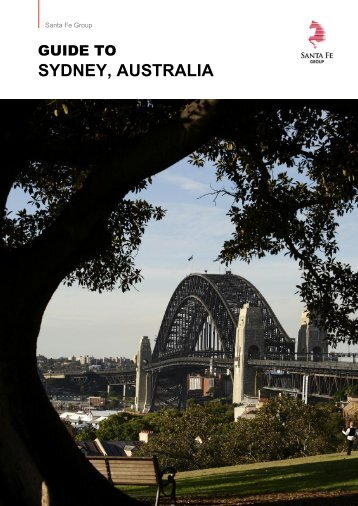 download your FREE 30-Page Guide to Sydney - Wridgways